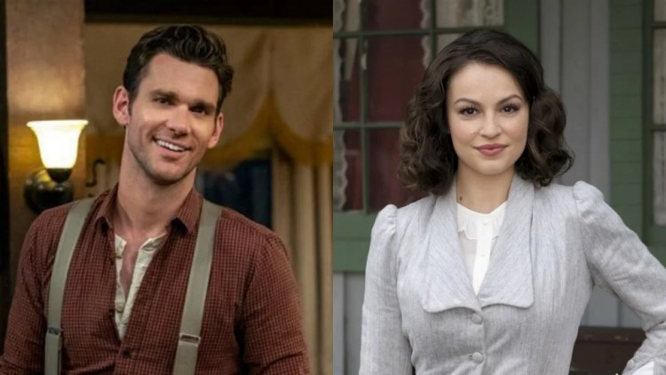 'When Calls the Heart's Kevin McGarry and Kayla Wallace ...