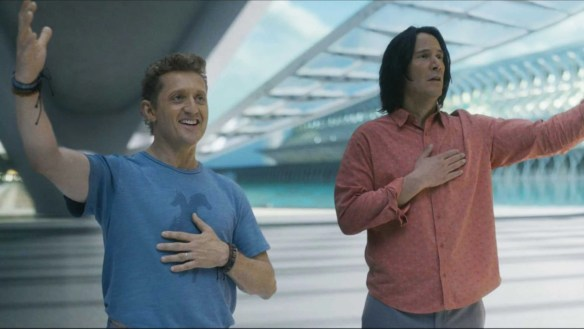 Bill & Ted Face the Music' Trailer: Keanu Reeves and Alex Winter ...