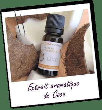H.E essentielle extrait coco
