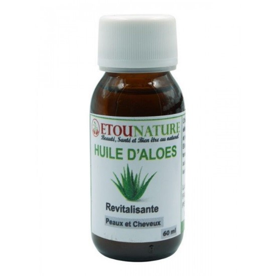 Huile d'aloes