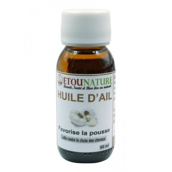 Huile d'ail