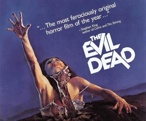 Image result for the evil dead