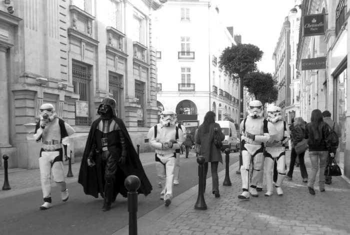 Star Wars - Mars 2011
