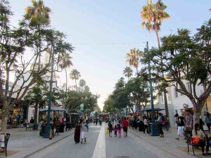 Los Angeles 2013 - Santa Monica ©Etpourtantelletourne.fr