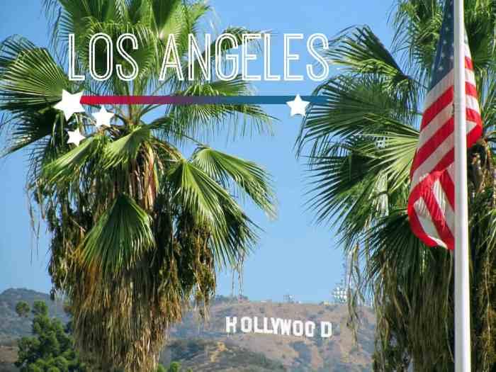 Los Angeles 2013 ©Etpourtantelletourne.fr