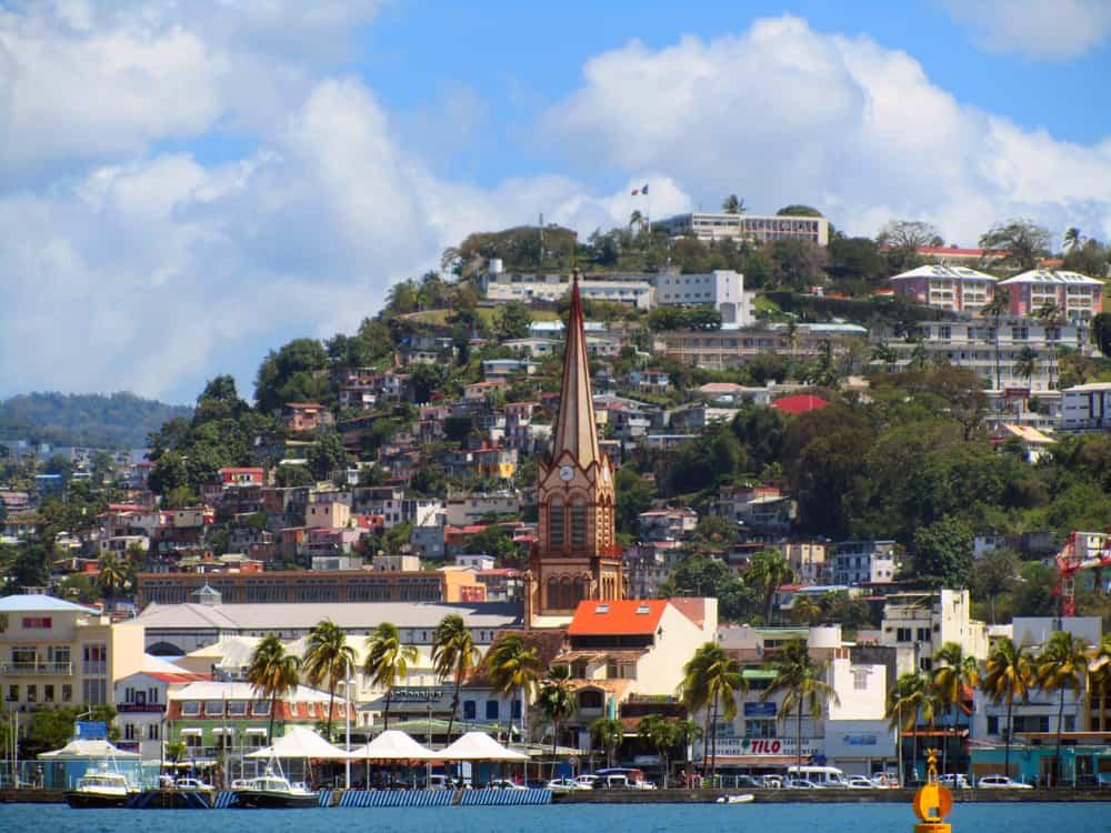 Martinique Fort De France Ville