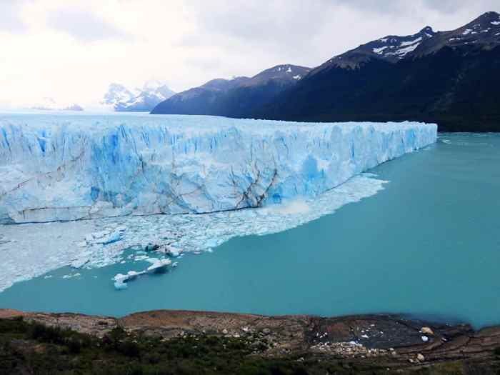 Argentine 2015 - Perito Moreno ©Etpourtantelletourne.fr