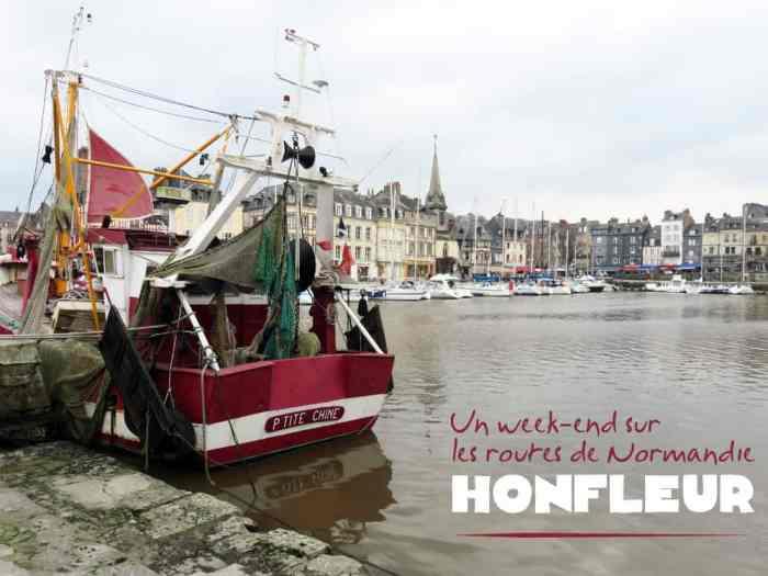 Honfleur 2015 ©Etpourtantelletourne.fr