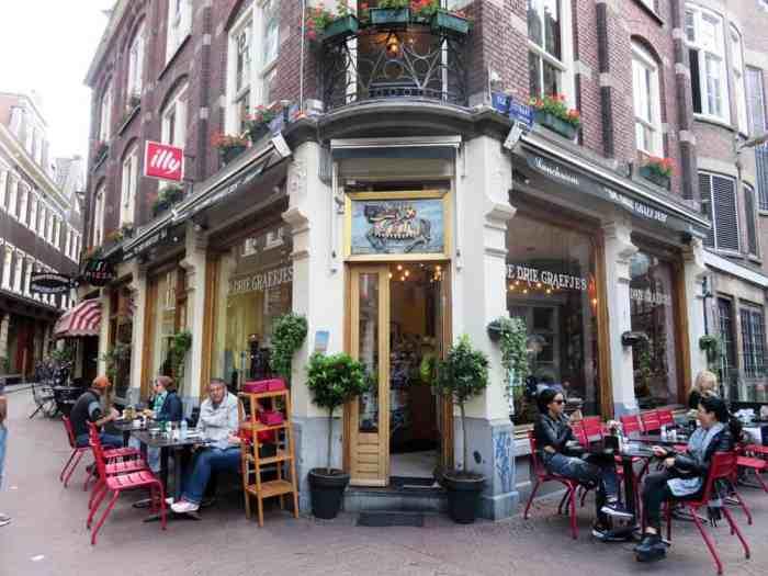 Amsterdam De Drie Graefjes 2015 ©Etpourtantelletourne.fr