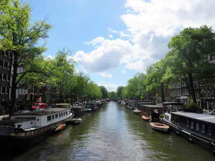 Amsterdam, Jordaan 2015 ©Etpourtantelletourne.fr