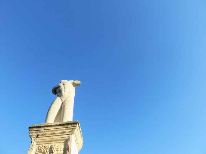 Athenes, l'Agora 2015 ©Etpourtantelletourne.fr