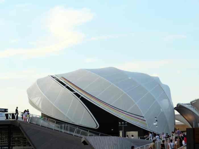 Expo Milano 2015, Pavillon Allemagne ©Etpourtantelletourne.fr