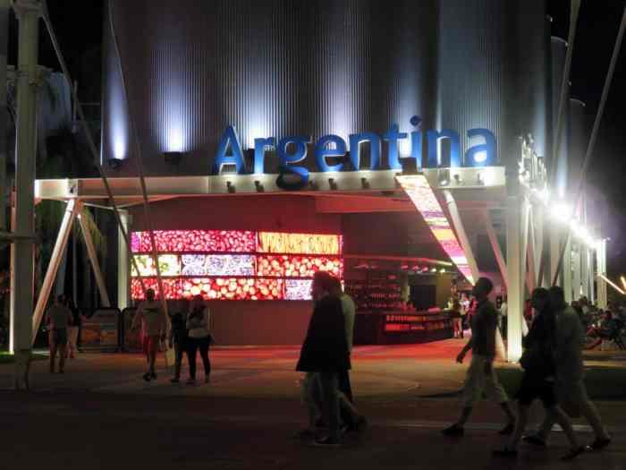 Expo Milano 2015, Pavillon Argentine ©Etpourtantelletourne.fr
