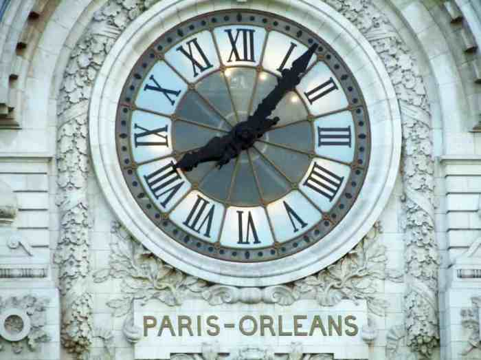 Gare d'Orsay, Paris expositions universelles 2015 ©Etpourtantelletourne.fr