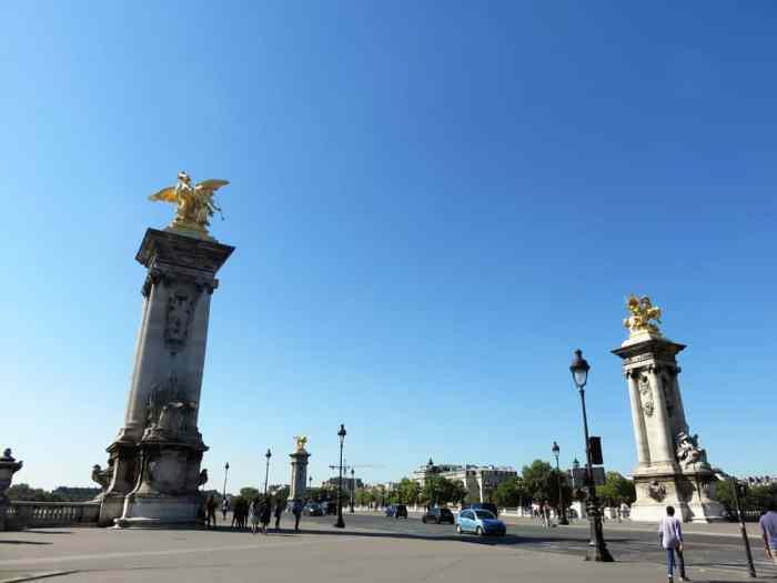 Pont Alexandre III, Paris expositions universelles 2015 ©Etpourtantelletourne.fr