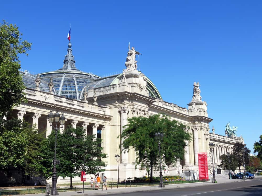 Paris au fil des expositions universelles et pourtant elle tourne - Exposition grand palais paris ...