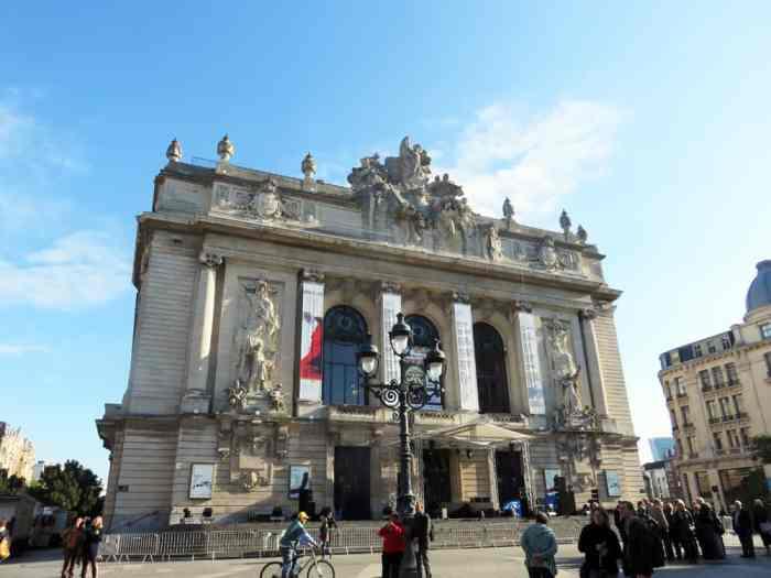 Lille, Opéra ©Etpourtantelletourne.fr