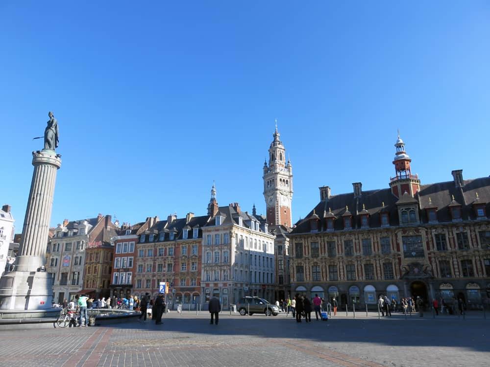 Un Week End Culturel Et Gourmand à Lille Et Pourtant Elle Tourne