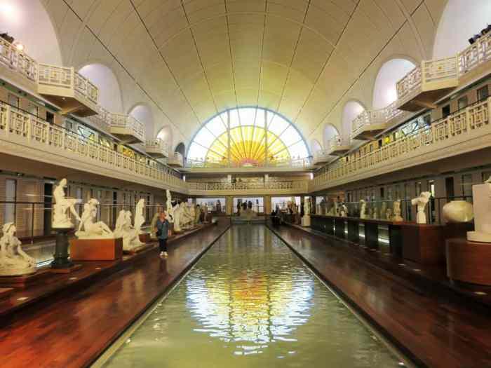 Roubaix,Musée de la piscine ©Etpourtantelletourne.fr