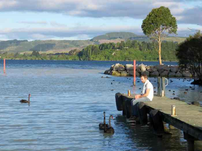 Nouvelle-Zélande Rotorua 2016 ©Etpourtantelletourne.fr