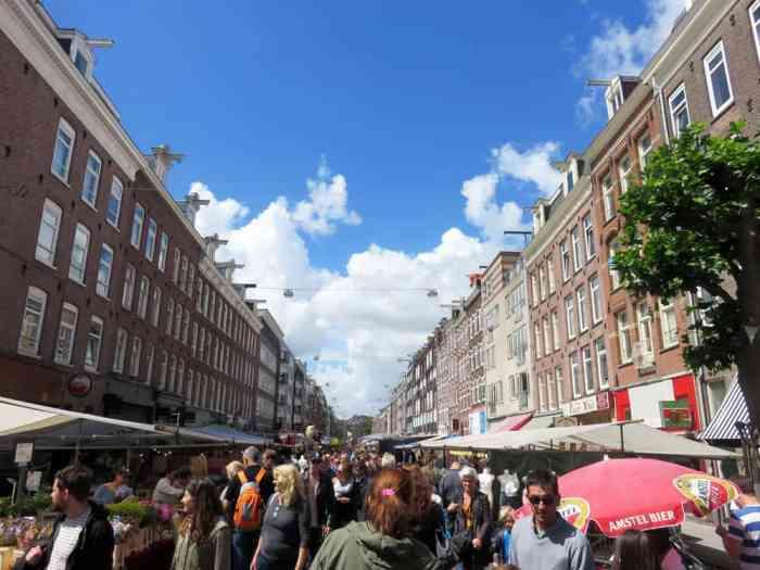 Amsterdam Pijp 2016 ©Etpourtantelletourne.fr