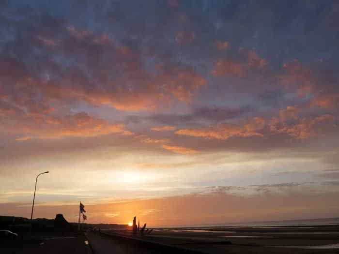Omaha Beach 2016 ©Etpourtantelletourne.fr