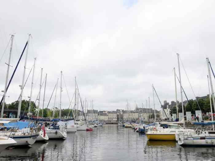Vannes port 2016 ©Etpourtantelletourne.fr