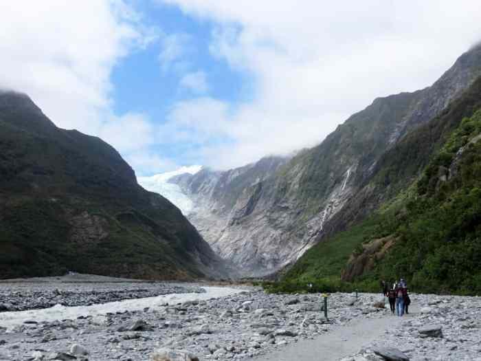 Nouvelle Zélande West Coast Franz Joseph Glacier 2016 ©Etpourtantelletourne.fr