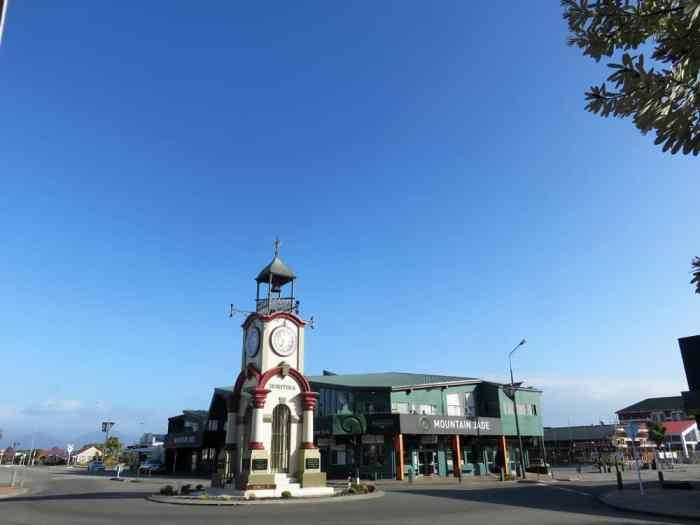 Nouvelle Zélande West Coast Hokitika 2016 ©Etpourtantelletourne.fr