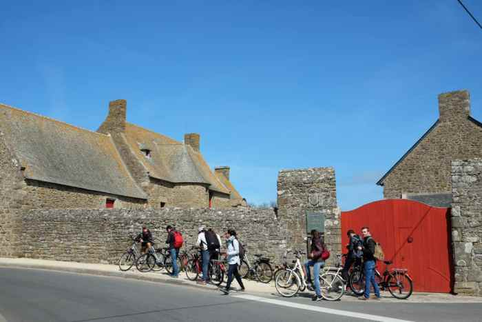 Saint-Malo à vélo 2017 ©Etpourtantelletourne.fr