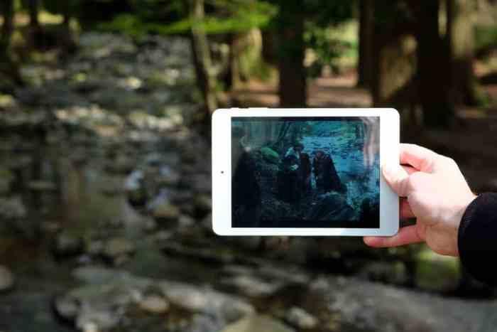 Itinéraire sur les lieux de tournage de Game of Thrones en Irlande du Nord - Tollymore forest Park ©Etpourtantelletourne.fr