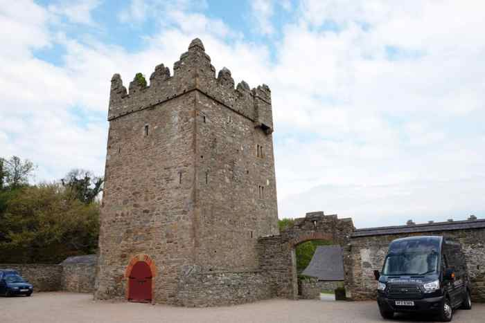 Itinéraire sur les lieux de tournage de Game of Thrones en Irlande du Nord - Castle Ward - Winterfell ©Etpourtantelletourne.fr