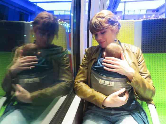 73fe9d4a068 Conseils pour voyager avec un bébé de 0 à 12 mois | Et pourtant elle ...