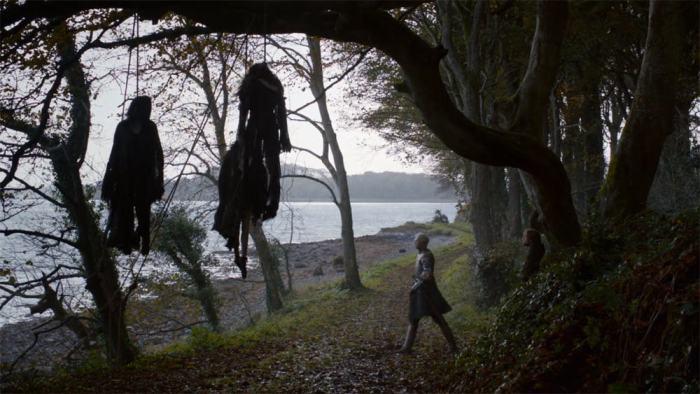 Itinéraire sur les lieux de tournage de Game of Thrones en Irlande du Nord - Audleys Castle ©HBO