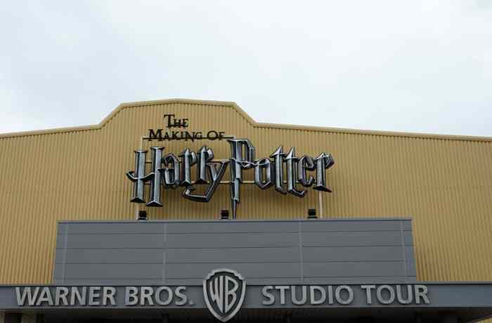 Lieux de tournage Harry Potter à Londres studios Warner Bros ©Etpourtantelletourne.fr