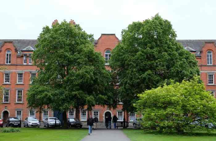 Dublin université de Trinity College ©Etpourtantelletourne.fr