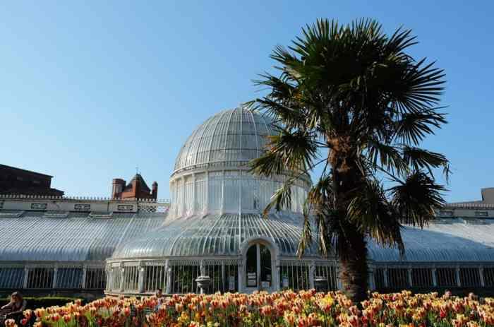 Belfast jardin botanique ©Etpourtantelletourne.fr