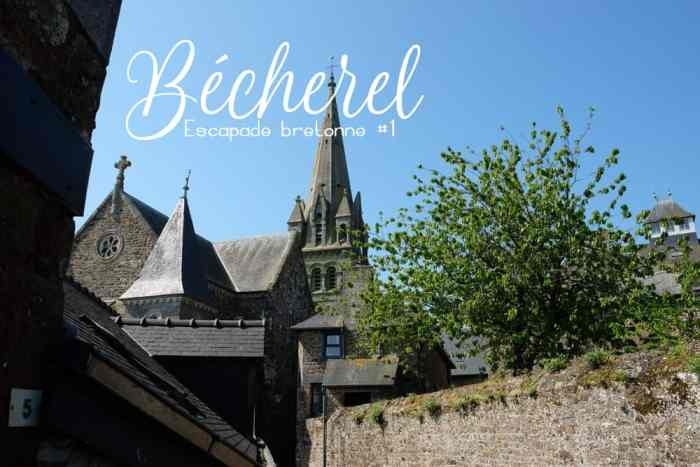 Découverte en famille de Bécherel, Cité du livre et Petite Cité de caractère en Bretagne ©Etpourtantelletourne.fr
