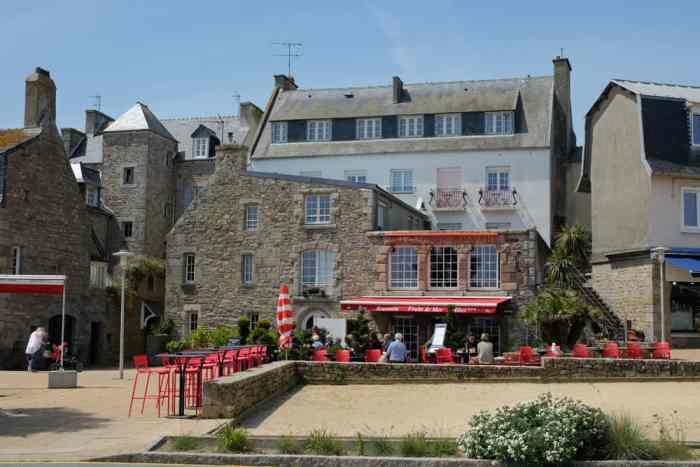 Restaurant Roscoff ©Etpourtantelletourne.fr