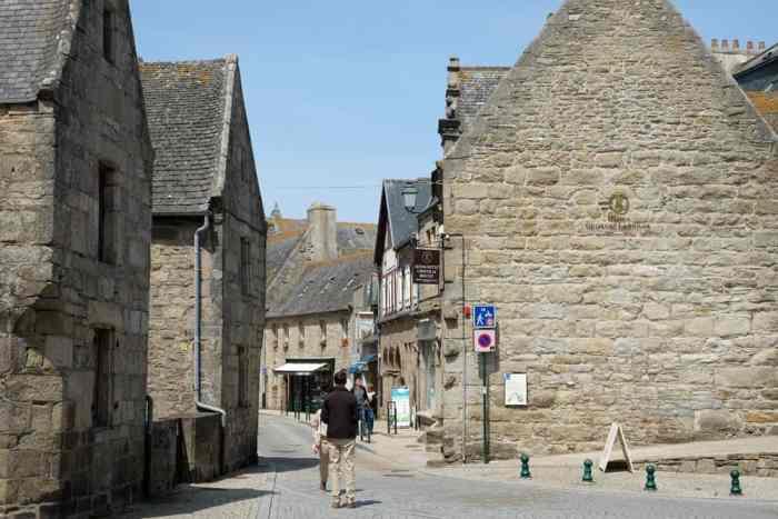 petite cité de caractère Roscoff ©Etpourtantelletourne.fr