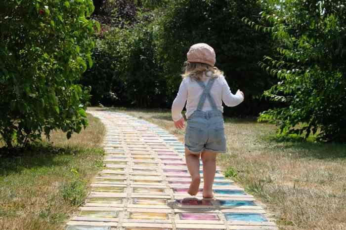 Jardins de Brocéliande parcours sensoriel ©Etpourtantelletourne.fr