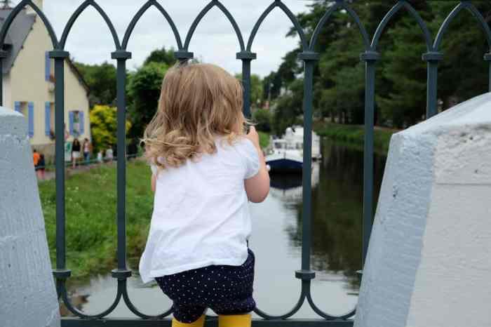 Malestroit canal de Nantes à Brest Brocéliande ©Etpourtantelletourne.fr