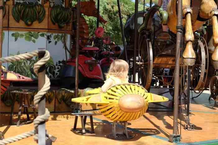 Visiter Nantes avec des enfants ©Etpourtantelletourne.fr