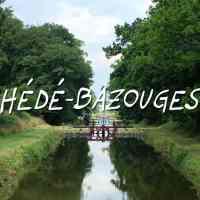 Escapade bretonne #8 : les 11 écluses d'Hédé-Bazouges