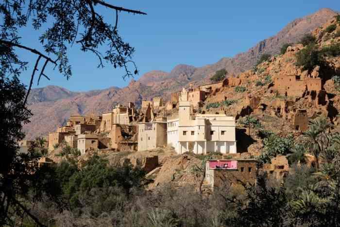 Ousmenat Maroc ©Etpourtantelletourne.fr