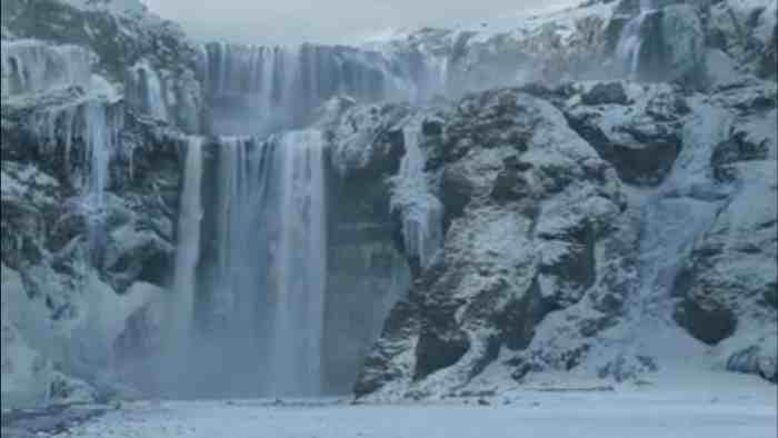 Copie d'écran tirée de la série « Game of Thrones » saison 8, épisode 1 / HBO