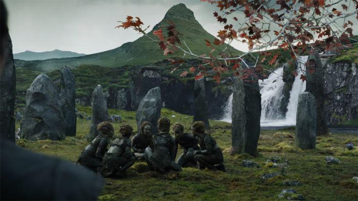 Copie d'écran tirée de la série « Game of Thrones » saison 6, épisode 5 / HBO