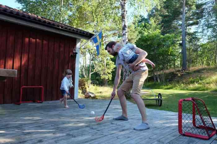Vacances en famille en Suède // ©etpourtantelletourne.fr