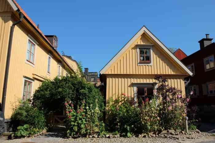 Ile de Djurgården en Suède // ©etpourtantelletourne.fr