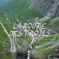 Voyage en Norvège #6 ● La Route des Trolls